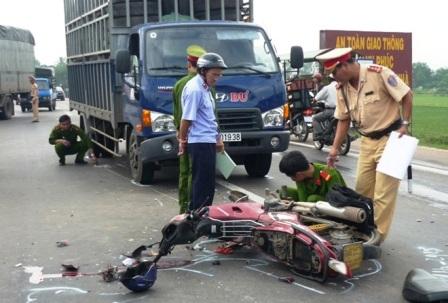 Trong 9 ngày nghỉ Tết Nguyên đán, toàn quốc có 317 người chết vì TNGT
