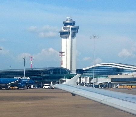 92 chuyến bay đã bị ảnh hưởng trong hơn 1 tiếng ACC bị mất điện vào trưa 21/11