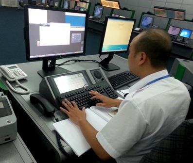 Hoạt động diễn tập kỹ thuật khẩn nguy được triển khai sau 1 tuần xảy ra sự cố tại ACC Hồ Chí Minh