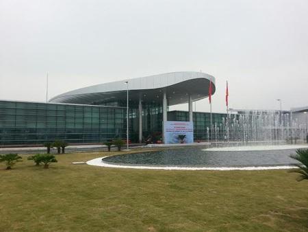Nhà khách VIP A Nội Bài - nơi diễn ra các hoạt động đón tiếp ngoại giao theo nghi thức quốc tế