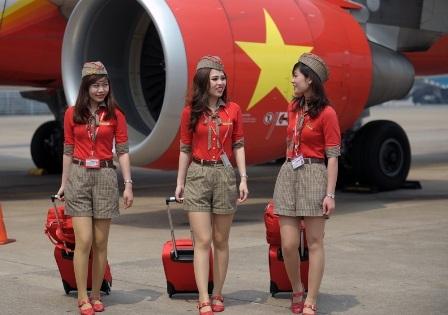 Vietjet Air đã có tác động không nhỏ trong việc thay đổi những khái niệm về dịch vụ hàng không