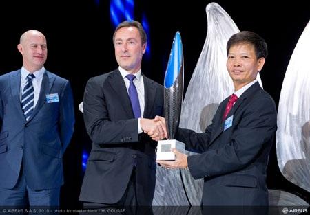 Tổng Giám đốc Airbus- ông