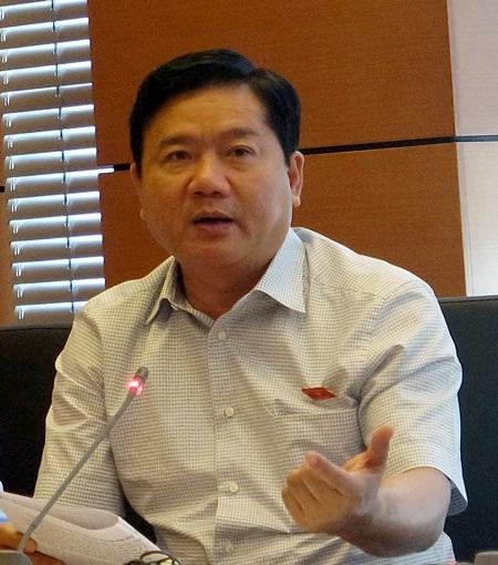 Bộ trưởng Đinh La Thăng khẳng định không có chuyện phí chồng phí