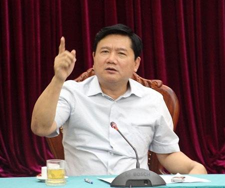 Bộ trưởng GTVT Đinh La Thăng: Phải biết xấu hổ thì mới hết mất cắp