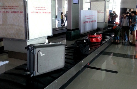 Việc mất cắp hành lý ở sân bay đã xảy ra từ nhiều năm nay