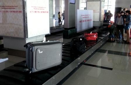 Nhiều trường hợp hành khách bị mất tài sản trong hành lý ký gửi sau chuyến bay