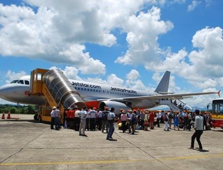 Jetstar Pacific mở đường bay TPHCM - Chu Lai từ 19/5