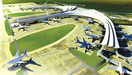 Dự án xây dựng Cảng hàng không Quốc tế Long Thành đã được Bộ Chính trị nhất trí thông qua