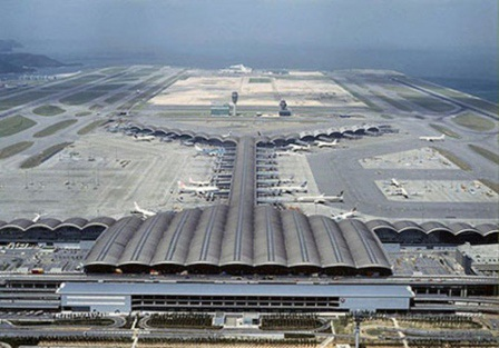 Sân bayChek Kap Lok (Hồng Kông)