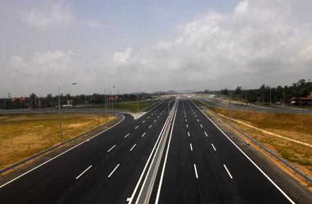 22,7 km đầu tiên của cao tốc Hà Nội - Hải Phòng dự kiến sẽ thông xe vào ngày 27/5