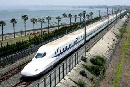 Đường sắt tốc độ cao tại Nhật Bản