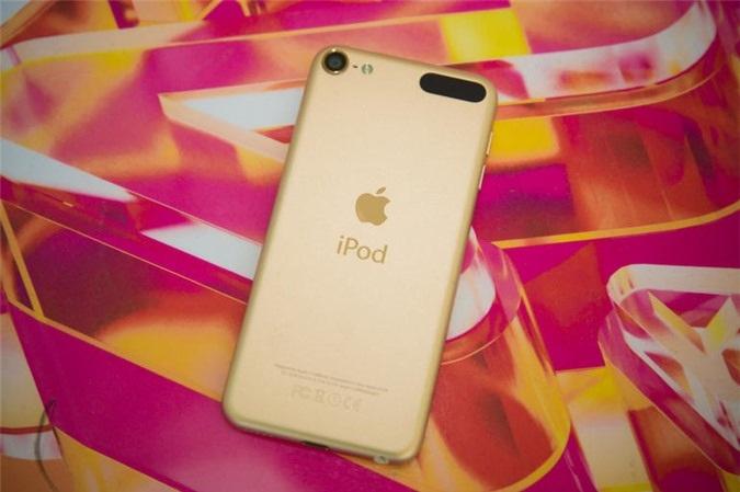 iPod Touch đang chịu cảnh tượng khá giống với những mẫu