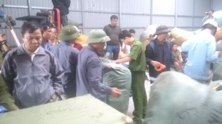 Phó Thủ tướng yêu cầu kiểm điểm người đứng đầu trong vụ buôn lậu tại TP Móng Cái (Quảng Ninh).
