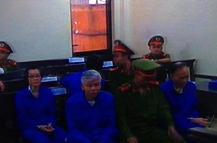 Phiên tòa Phúc thẩm cũng có mặt của Huỳnh Thị Huyền Như.