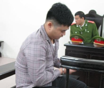 Bị cáo Nguyễn Ngọc Long