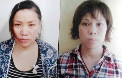 2 bị can bị truy tố về tội mua bán trẻ em đối mặt với mức án từ 3- 10 năm tù.