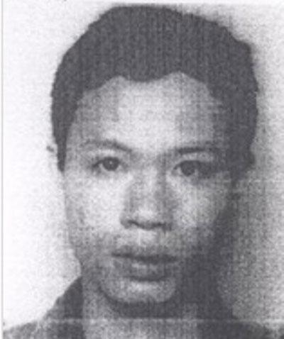 Trần Thanh Tuấn bị bắt giữ sau hơn 4 năm đào tẩu và Nam lẩn trốn. (Ảnh cơ quan điều tra cung cấp)