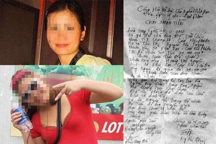 Những kiều nữ bị điên và bức thư đắng lòng của một gia đình có con gái bị hại.