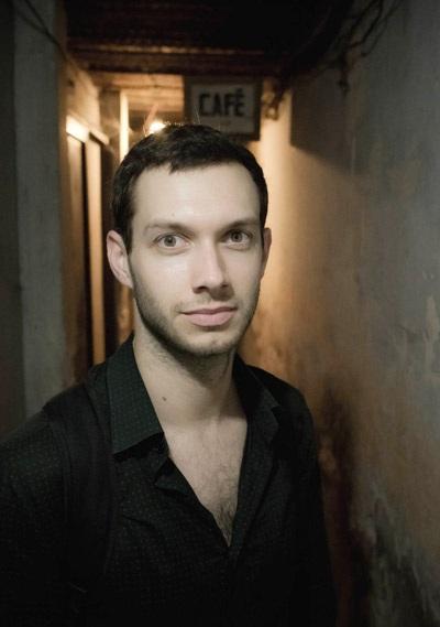 Nhạc sĩ Josh Kopeček