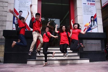 Tư vấn tuyển sinh vào Đại học British University Vietnam (BUV)