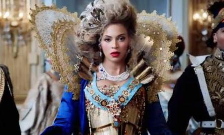 Với fans, Beyoncé luôn là một Nữ hoàng