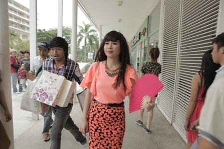 Lê Khánh và Quý Bình sẽ là một cặp đôi hài hước trong phim