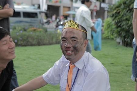 Diễn viên Quốc Thuận cũng sẽ có một vai đáng nhớ trong dịp tết
