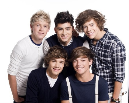 5 chàng trai One Direction hiện tại