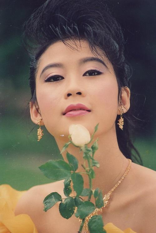 Sau vai Cúc Hoa, Diễm Hương tiếp tục tạo ấn tượng với vai Hương trong phim