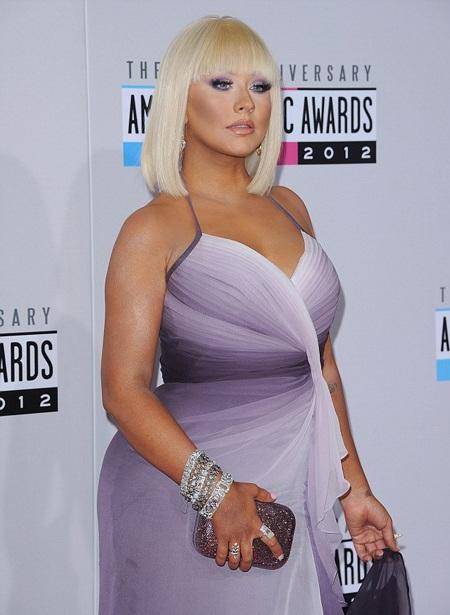 Christina đã từ giã thân hình phát tướng quá đà của mình