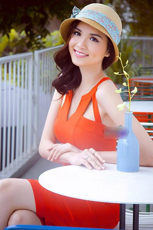 Hoa hậu Diễm Hương sẽ trổ tài đấu giá cùng các nhà đầu tư