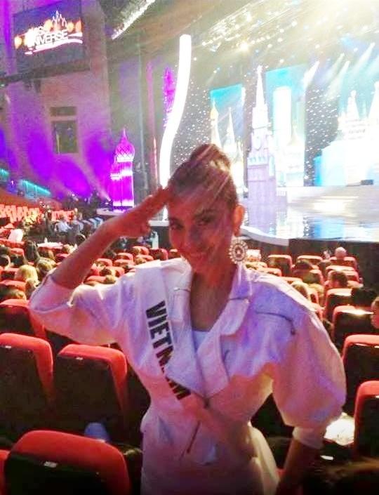 Trương Thị May đã sẵn sàng cho đêm chung kết