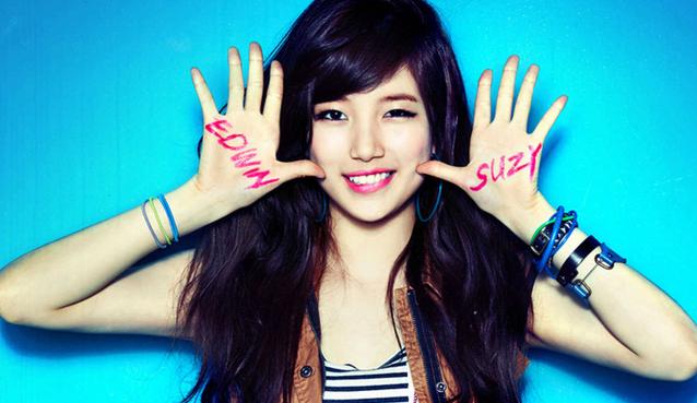 Suzy đang gây bão trong làng giải trí Hàn Quốc với nhiều danh hiệu và giải thưởng