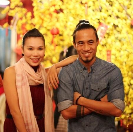 Khánh Ngọc và Phạm Anh Khoa