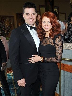 Anna và chồng cũ đã ly dị vào tháng 10/2012