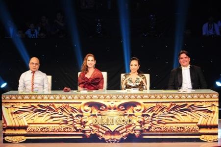 Ban giám khảo đánh giá khá cao hầu hết các thí sinh trong tối qua