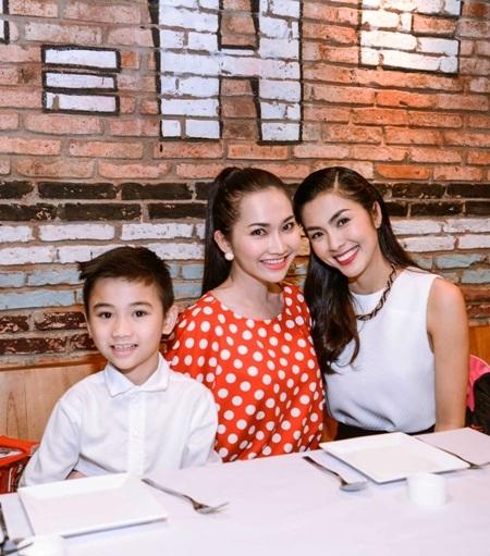 Kim Hiền và Tăng Thanh Hà là bạn thân từ bộ phim