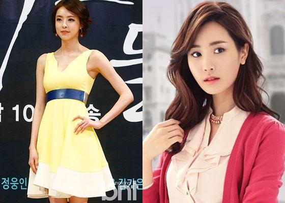 Sự nghiệp diễn xuất của Lee Da Hee được ví như hoa quỳnh nở muộn