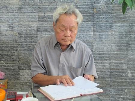Nhà văn Nguyễn Quang Sáng ra đi ở tổi 83
