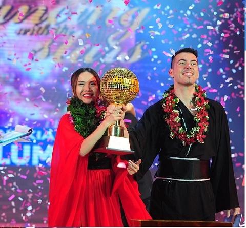 Yến Trang từng giành ngôi quán quân mùa giải 2013