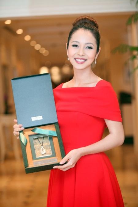 Jennifer Phạm vinh dự khi trở thành đại diện du lịch danh dự New Zealand 2014