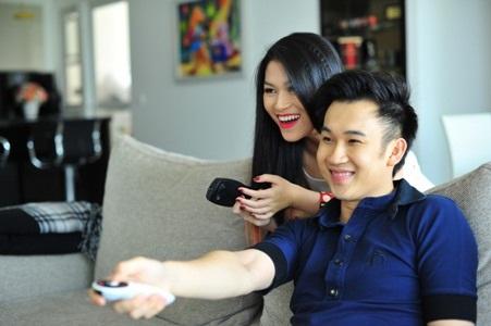 Ngọc Thanh Tâm sinh năm 1993 và vừa hoàn thành vai chính trong phim