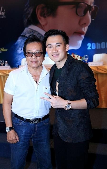 Dương Triệu Vũ sẽ là một trong những ca sỹ khách mời của chương trình