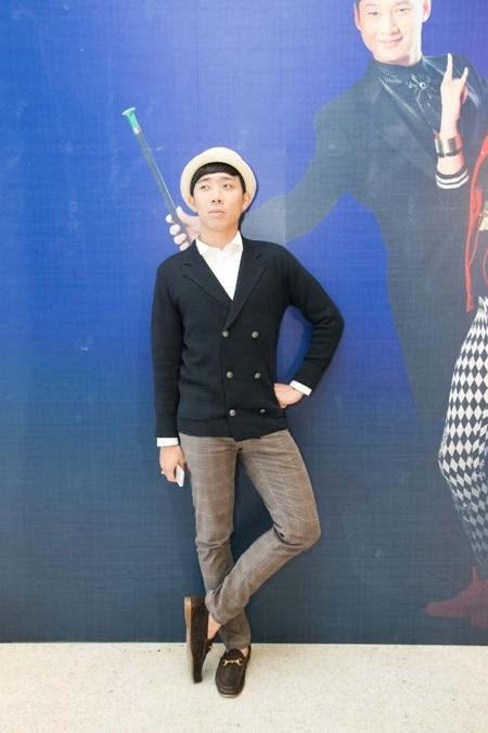 Trấn Thành giữ vai trò MC dẫn chương trình