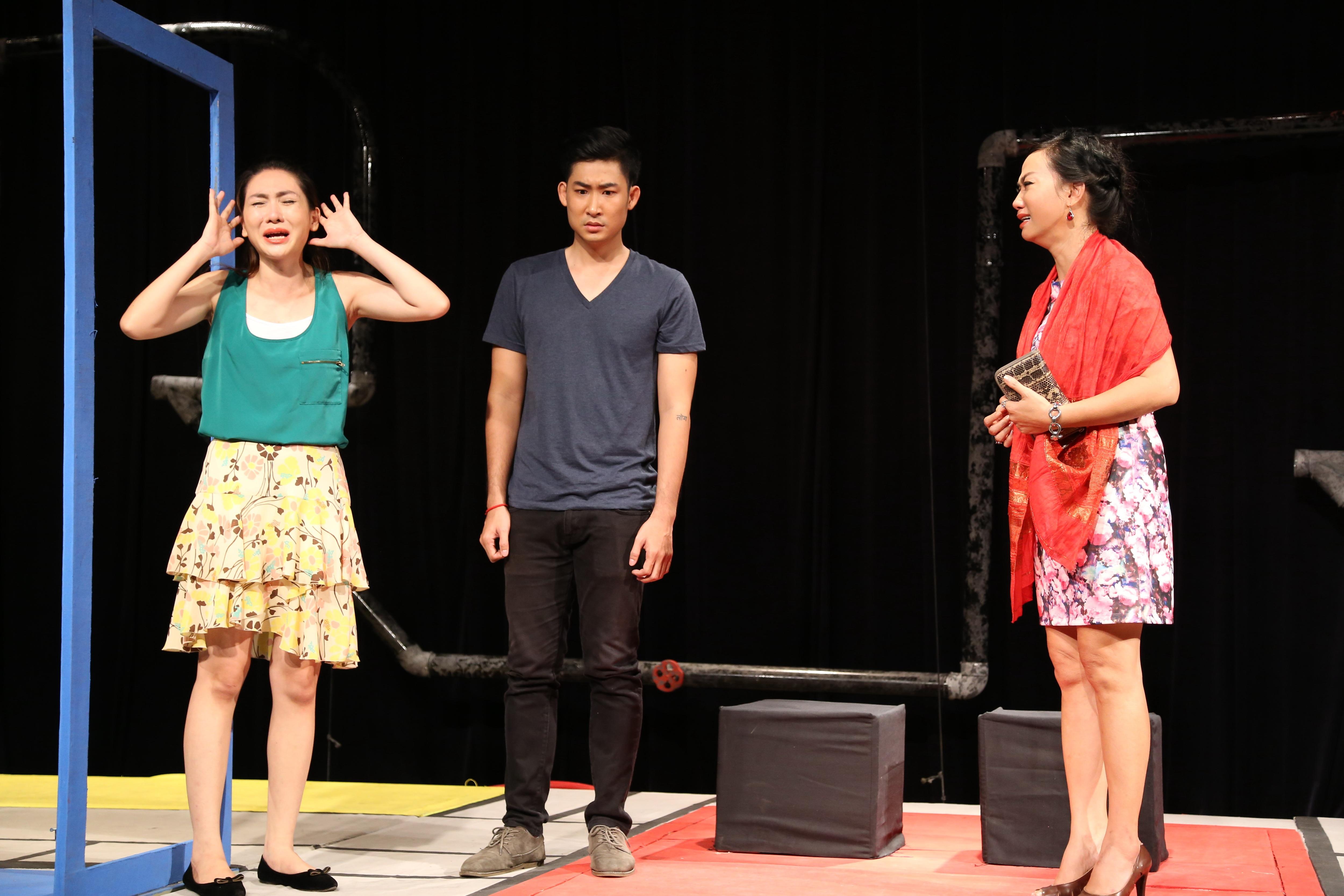 Kim Khánh đã trở lại với một vai diễn ấn tượng trên sân khấu 5B