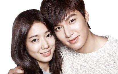 Cùng với Lee Min Ho, Park Shin Hye đã tỏa sáng trong