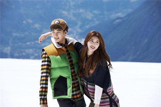 Suzy và Kim Soo Hyun trong MV
