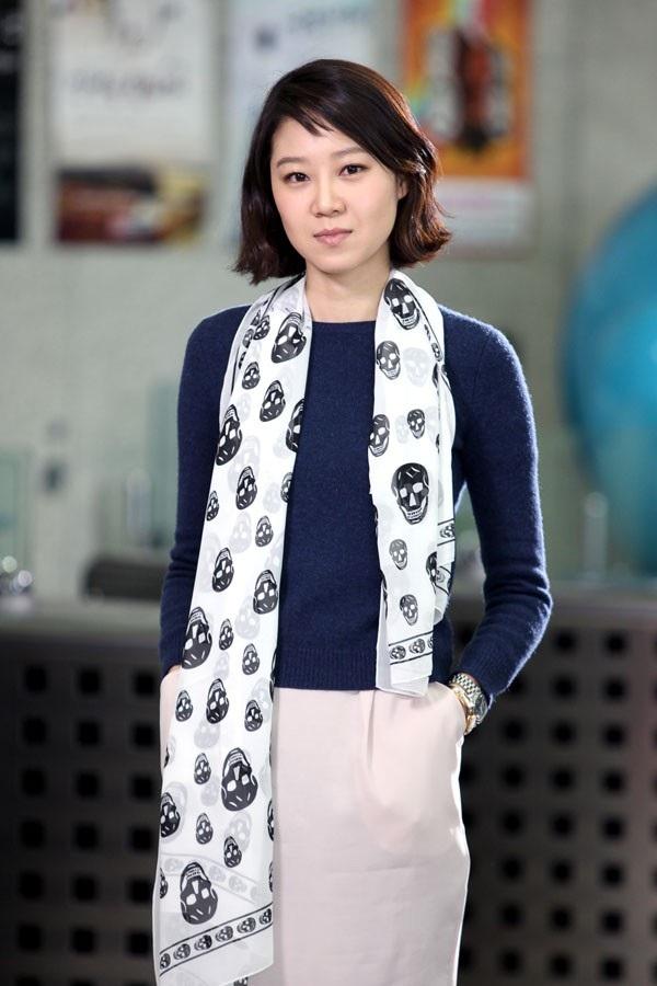 Gong Hyo Jin được xem là một trong những biểu tượng thời trang của giới trẻ xứ Hàn