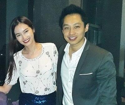 Bạn trai Trúc Diễm tên Jonh, anh là doanh nhân Việt kiều Mỹ năm nay 33 tuổi.
