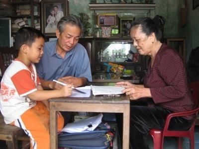 Hạnh phúc giản dị của nữ y tá Ngô Thị Sâm